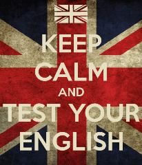 test inglese roma