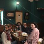 aperitivo inglese roma